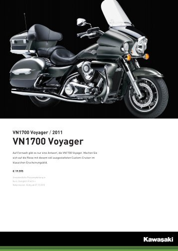 VN1700 Voyager