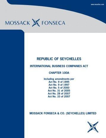 Download PDF - Mossack Fonseca  & Co.