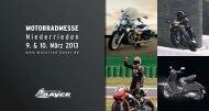 Flyer anschauen - Motorrad Bayer