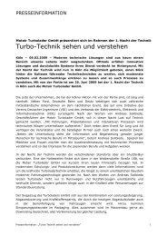 PM_Motair_Nacht der Technik  - Motair Turbolader