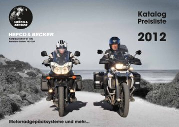 Katalog - Hepco & Becker GmbH
