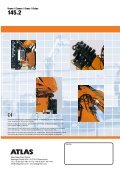 Krane / Cranes / Grues / Grúas - ATLAS Maschinen GmbH - Page 6