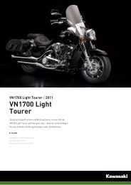 VN1700 Light Tourer