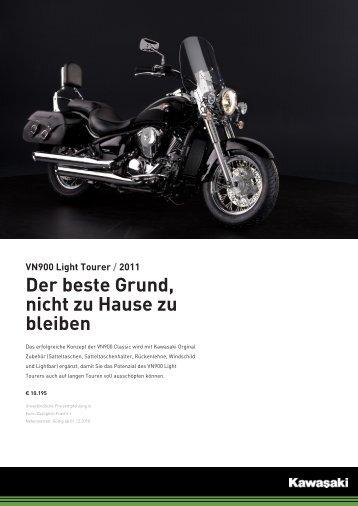VN900 Light Tourer