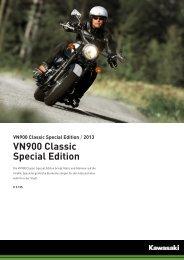 VN900 Classic Special Edition - Motorradhaus  Gollwig
