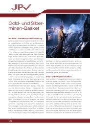 Gold- und Silber- minen-Basket - jpv.ch