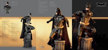 BATMAN BEGINS COLLECTION - mucklefiguren