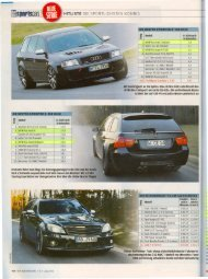 Auto Bild Sportscars (1/2012) Leserwahl - MTM