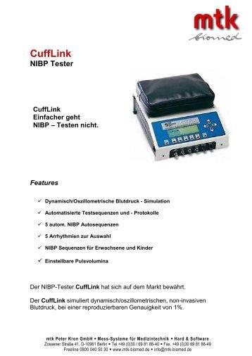 CuffLink - MTK Peter Kron GmbH