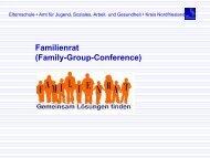 Nordfriesland Familienrat