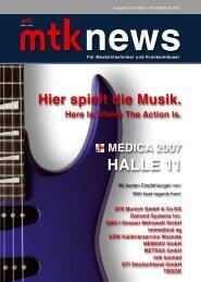 HALLE 11 - MTK Peter Kron GmbH