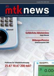 25 A? 10 A? 200 mA? - MTK Peter Kron GmbH