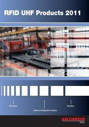 RFID Wide Range Antenna Overview - BONANOMI AG