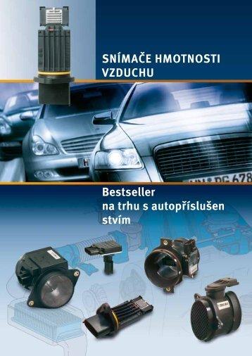 SNÍMAČE HMOTNOSTI VZDUCHU - MS Motor Service International ...
