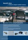 SNÍMAČE HMOTNOSTI VZDUCHU - MS Motor Service International ... - Page 2