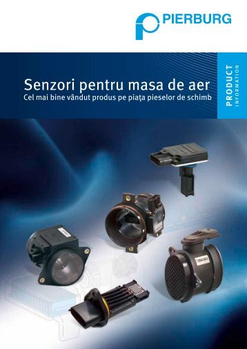 Senzori pentru masa de aer - MS Motor Service International GmbH
