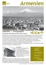 Armenien - JoJo Reisen