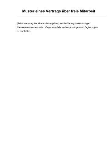 8 Dienstvertrag Ihk Mittlerer Niederrhein