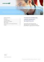 technische information: lessor lohn/gehalt ... - mse-Gruppe