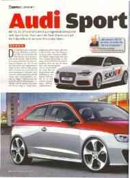 autobild sportscars (7/2012) audi sport - MTM