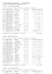 1. DM-Trial Röhrnbach 02.07.11 - Ortwin Sann