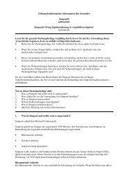 Gebrauchsinformation: Information für Anwender Simponi ... - MSD