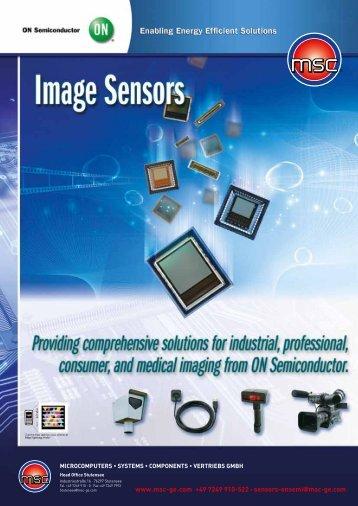 ON Semiconductor Image Sensor - MSC Vertriebs GmbH