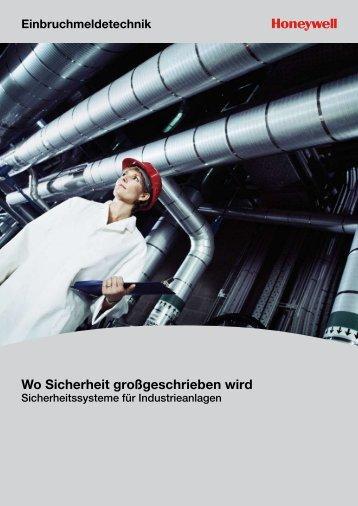 Sicherheitssysteme für Industrieanlagen - minos Sicherheitstechnik ...