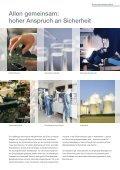Sicherheitssysteme für Industrieanlagen - minos Sicherheitstechnik ... - Seite 3