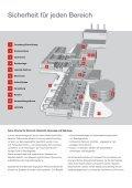 Sicherheitssysteme für Industrieanlagen - minos Sicherheitstechnik ... - Seite 4