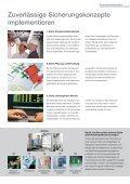 Sicherheitssysteme für Industrieanlagen - minos Sicherheitstechnik ... - Seite 5