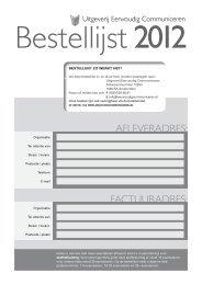 Bestellijst 2012.pdf - Eenvoudig Communiceren