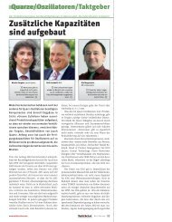 Markt&Technik 08/2011 - MSC Vertriebs GmbH