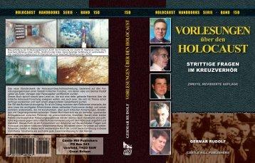 VORLESUNGEN HOLOCAUST