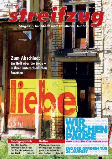 Titelbild - Gießener Allgemeine
