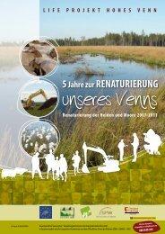 unseres Venns - La biodiversité en Wallonie