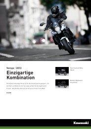 Versys - Motorradhaus Gollwig