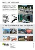 BETONTREPPEN-BROSCHÜRE - Keller AG Ziegeleien - Seite 4