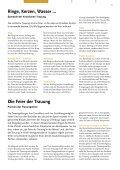 Unsere Seelsorge Auf dem Weg zur kirchlichen Trauung - Seite 5