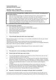 Gebrauchsinformation: Information für den Anwender Elosalic ... - MSD