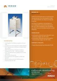 radiation monitoring systems