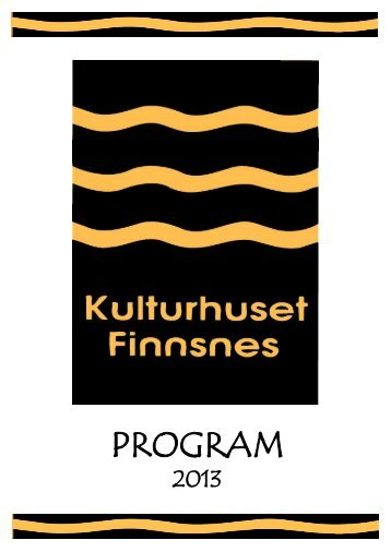 PROGRAM - Lenvik kommune