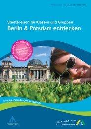 Berlin und Potsdam entdecken 2012 - Deutsches ...