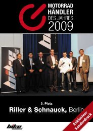Riller & Schnauck, Berlin Riller & Schnauck, Berlin - Motorrad Berlin