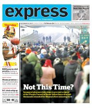 Not This Time? - Express