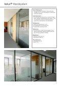 Keller-Systemwände - Keller AG Ziegeleien - Seite 3