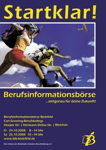 BIB Brosch 2008 - BIB Bielefeld