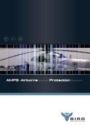 AMPS - Airborne Missile Protection System - birdaero.com