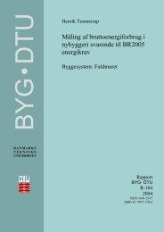 R-104 - DTU Byg - Danmarks Tekniske Universitet