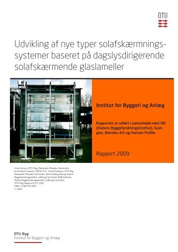 R-211 - DTU Byg - Danmarks Tekniske Universitet